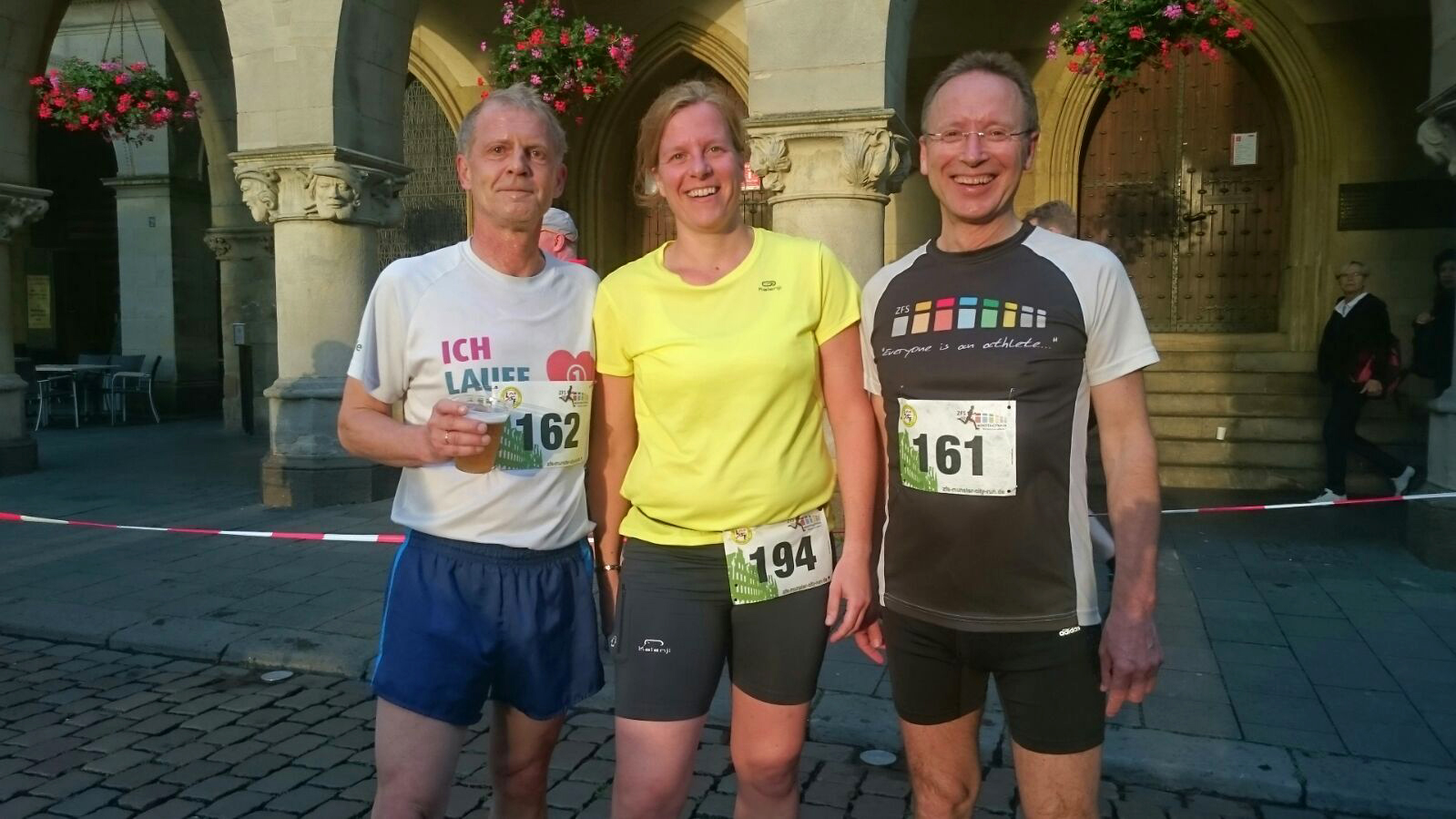 Münster City Run 2016