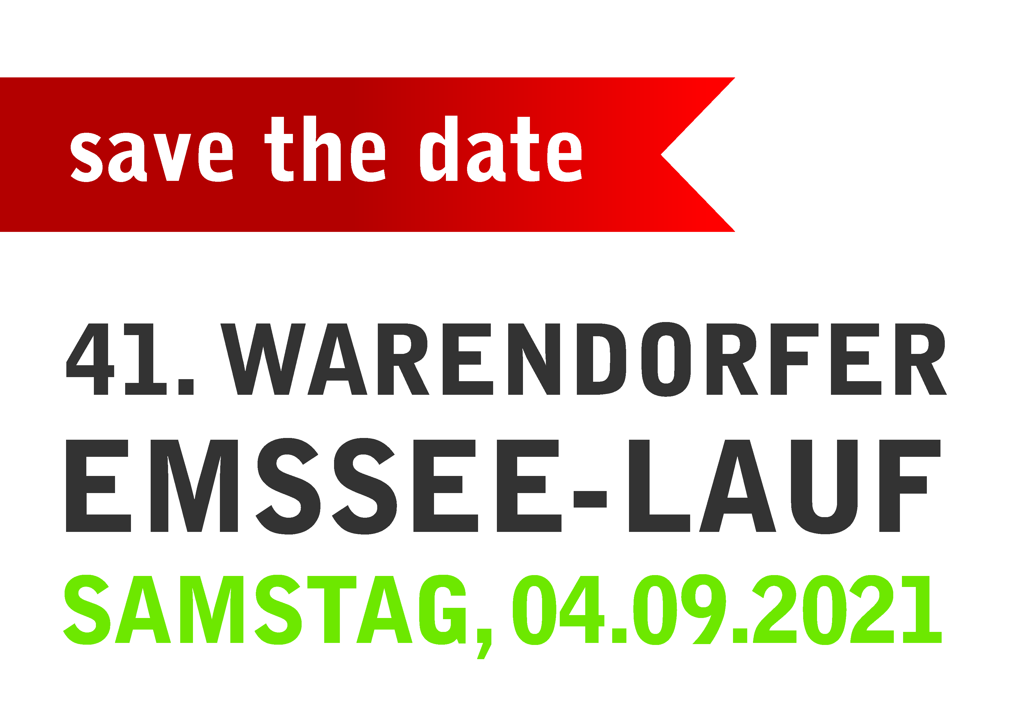 WSU LA Emssee Lauf 2021 Save the date